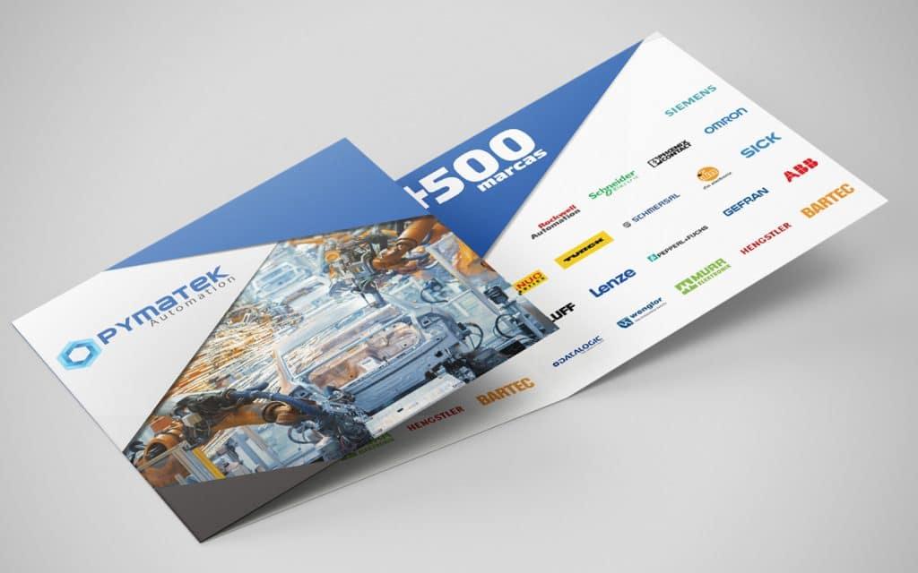 Brochure pymatek